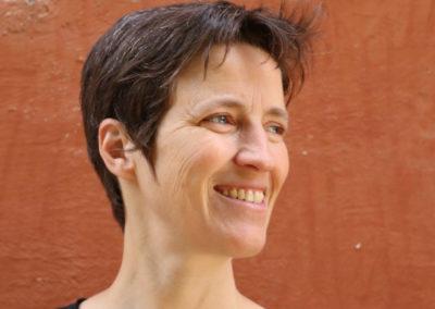 Ulrike Ebert – Tai chi chuan e Qi Gong